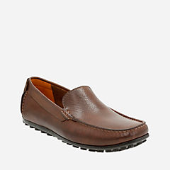 Hamilton Free Brown Leather mens-casual-shoes
