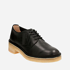 Maru London Black Leather originals-shoes