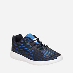 Sprint Lane Toddler Blue boys-sneakers