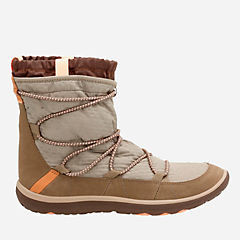 Aria Frost Taupe Synthetic womens-winter-boots