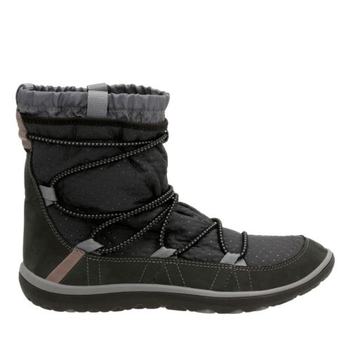 Aria Frost Black Synthetic womens-midcalf-boots
