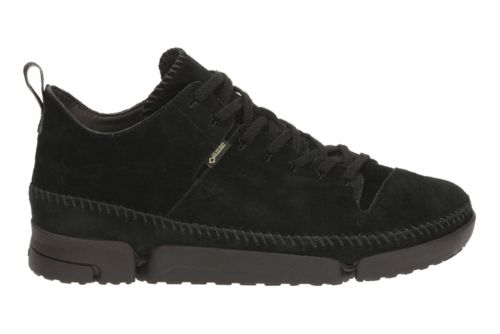 Trigenic Dry GTX Black Suede originals-mens-shoes