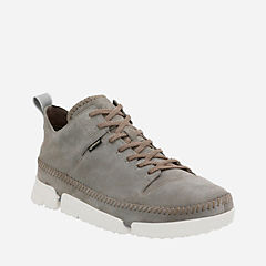 Trigenic Dry GTX Dark Grey Suede originals-mens-shoes