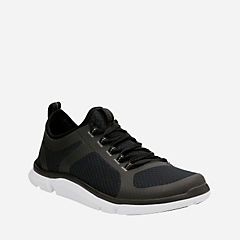 Triken Active Black Synthetic mens-casual-shoes