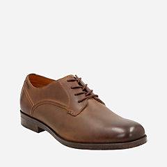 Brocton Walk Tan Leather mens-oxfords-lace-ups