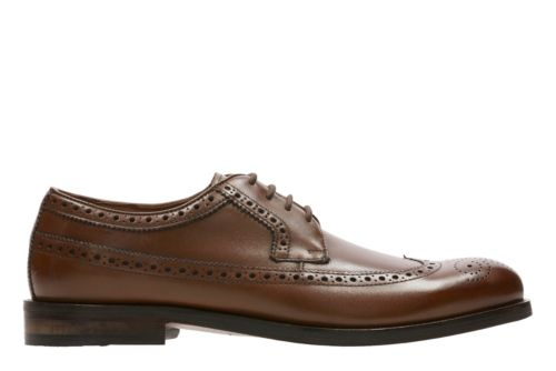 Coling Limit Tan Leather mens-dress-shoes