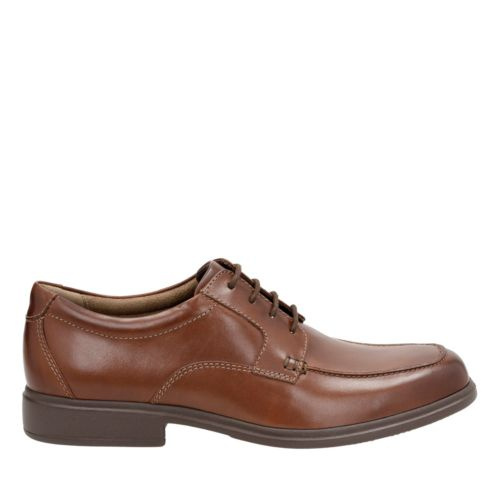 Tifton Edge Brown Leather mens-dress-shoes