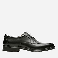 Tifton Edge Black Leather mens-dress-shoes