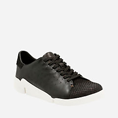 Tri Abby Black Leather womens-active