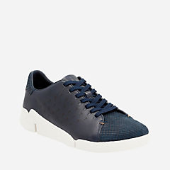 Tri Abby Navy Leather womens-active