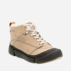 Tri Arc GTX Taupe Nubuck womens-ankle-boots