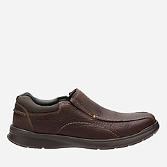 Cotrell Step Brown Oily Leather mens-casual-shoes