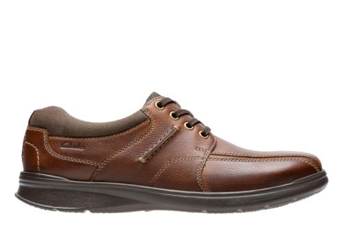 Cotrell Walk Tobacco Leather mens-casual-shoes