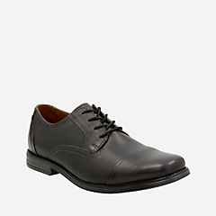 Holmby Cap Black Leather mens-oxfords-lace-ups