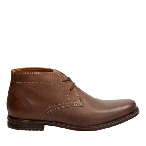 Holmby Top Brown Leather mens-dress-boots