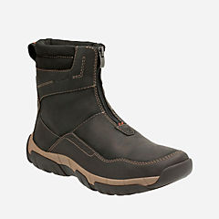 Walbeck Rise Black Leather mens-waterproof-boots