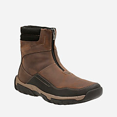 Walbeck Rise Brown Leather mens-waterproof-boots