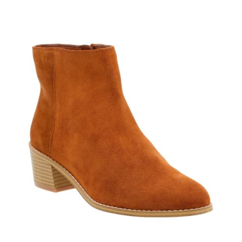 Breccan Myth Tan Suede womens-boots-view-all