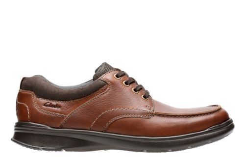 Cotrell Edge Tobacco Oily Leather mens-casual-shoes