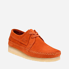 Weaver Rust Suede originals-mens-shoes