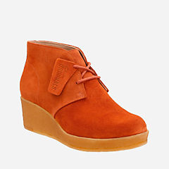 Athie Terra Rust Vintage Suede sale-womens-boots
