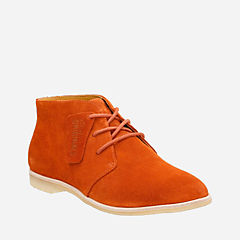 Phenia Desert Rust Vintage Suede originals-womens