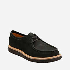 Glick Bayview Black Nubuck womens-ortholite