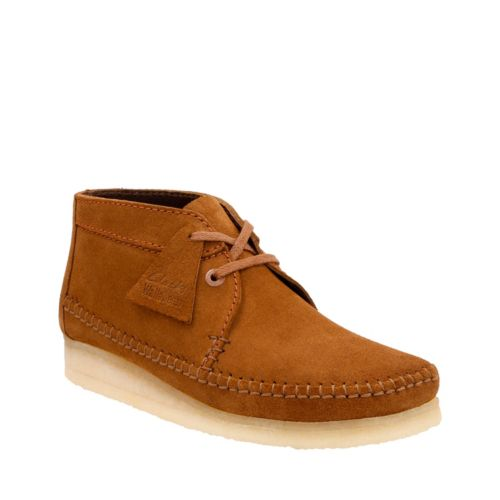 Weaver Boot Cola Suede originals-mens-boots