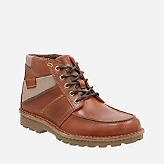 Sawtel Summit Tan Leather mens-casual-boots