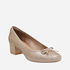 Cala Lucky Metallic Leather womens-wide-width