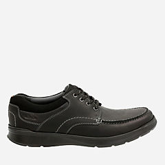 Cotrell Edge Black Oily Leather mens-oxfords-lace-ups
