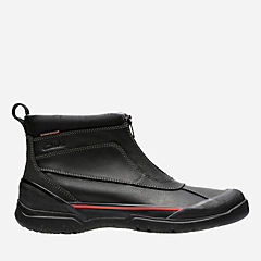 Allyn Up Black Leather mens-waterproof-boots
