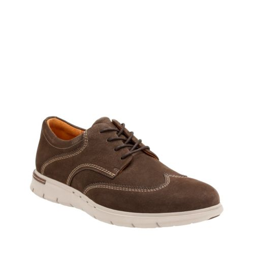 Unbyner Way Dark Brown Nub sale-mens