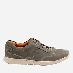 Unlomac Lace Grey Nubuck mens-oxfords-lace-ups