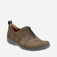 Un Spirit Kkaki Nubuck womens-unstructured