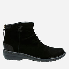 Avington Swan Black Combi Sde womens-winter-boots