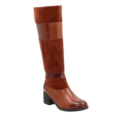 Nevella Nova Tan Leather/Suede Multi sale-new-markdowns
