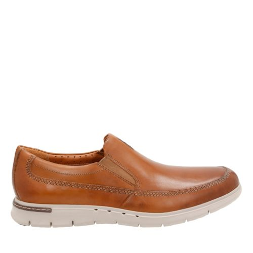 Unbyner Easy Tan Leather mens-loafer-slip-on