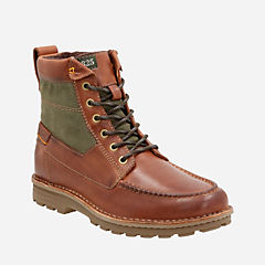 Sawtel Hi Tan Leather mens-boots