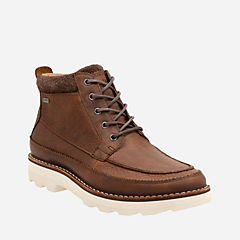 Korik Rise Gtx Tobacco Leather mens-gore-tex-boots
