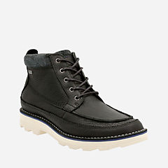 Korik Rise Gtx Black Leather mens-gore-tex-boots
