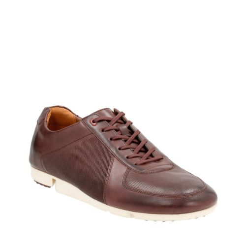 Triturn Race Chestnut Leather mens-active