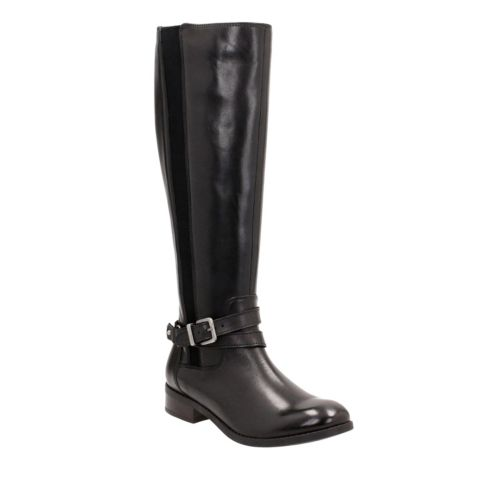 Pita Vienna Black Leather womens-clever-fit