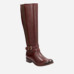 Pita Vienna Mahogany Leather womens-clever-fit