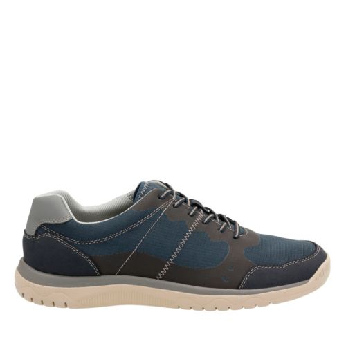 Votta Edge Navy Synthetic w/ Taupe OS mens-cloudsteppers-view-all