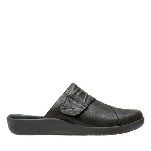 Sillian Rhodes Black Synthetic Nubuck womens-narrow-width