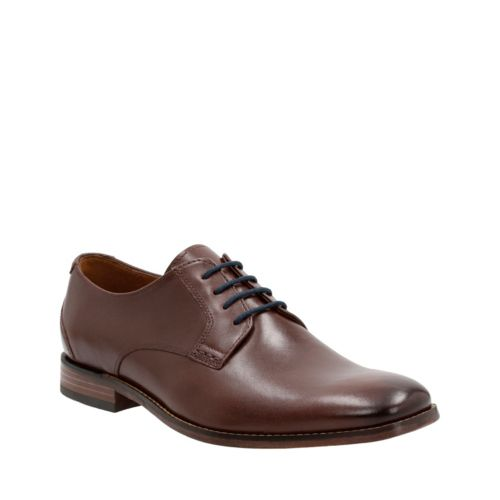 Narrate Vibe Chestnut Leather mens-dress-shoes