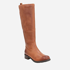 Swansea Glen Tan Leather womens-waterproof