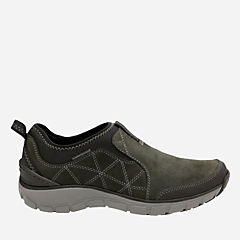 Wave Slide Black Nubuck womens-wave-walk