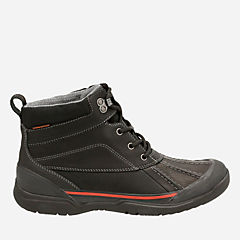Allyn Top Black Leather mens-waterproof-boots
